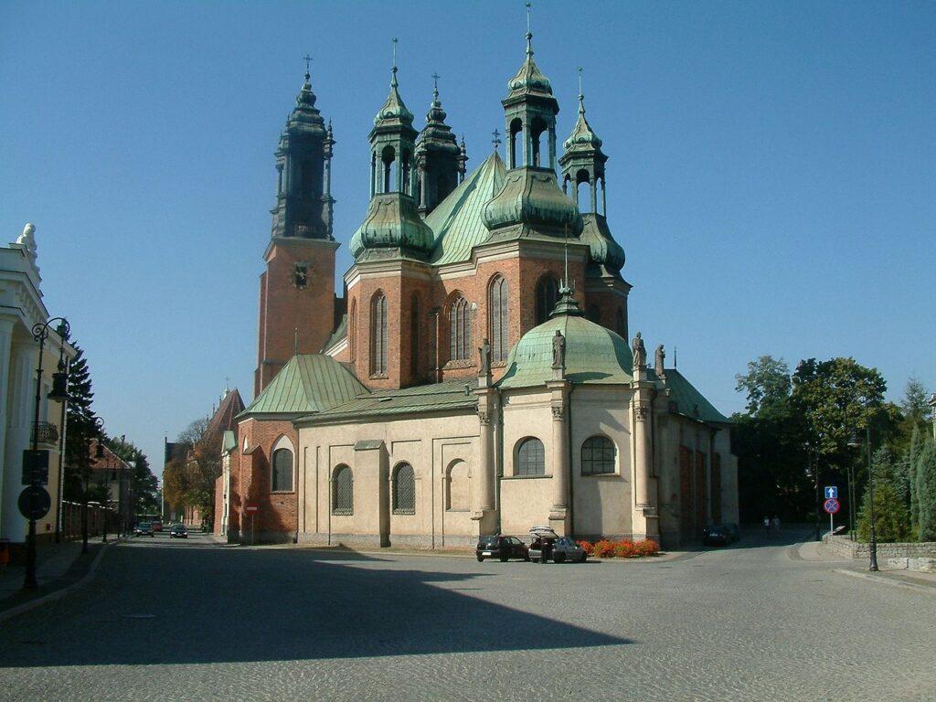 Cathedral Island Poznan