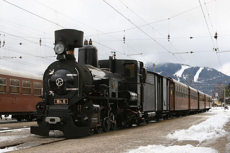 Mariazellerbahn Nostalgia Train