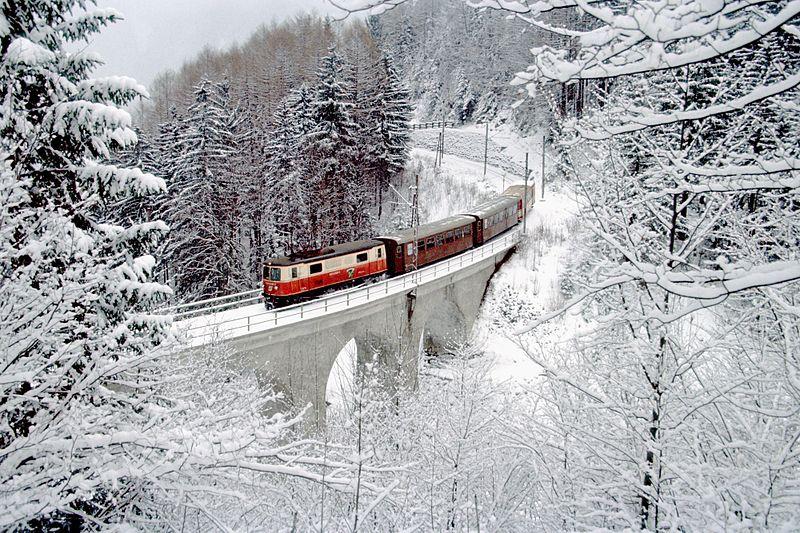 Adventure Train Mariazell Railway