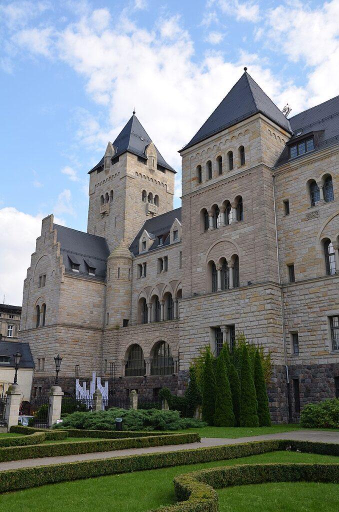 Poznan Imperial Castle