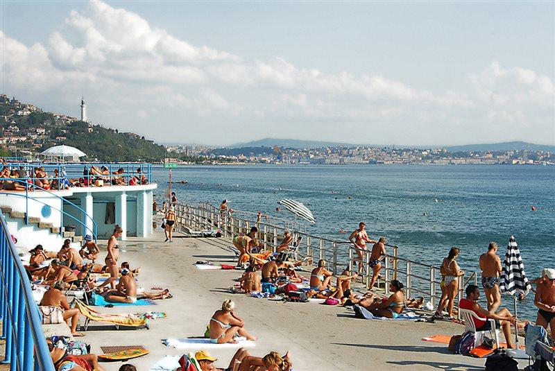 I Topolini Beach