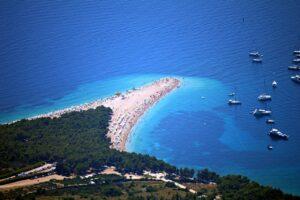 the prettiest beach in Croatia