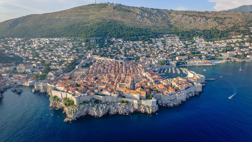 Dubrovnik, place to stay for couples in Croatia