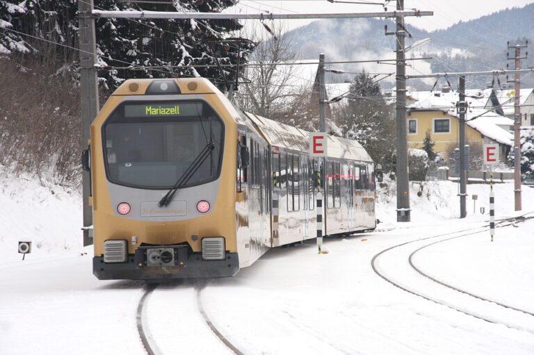 The Mariazellerbahn, a Train Journey Across Pielach Valley