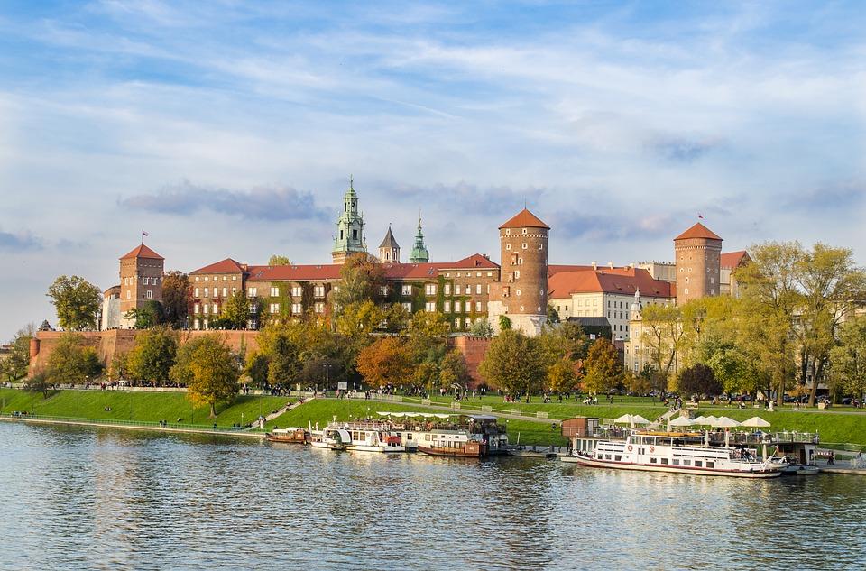 Wawel Castle Krakow
