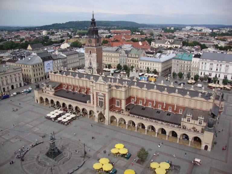 Best 8 Free Things to Do in Krakow