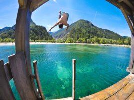 Kranjska Gora in summer