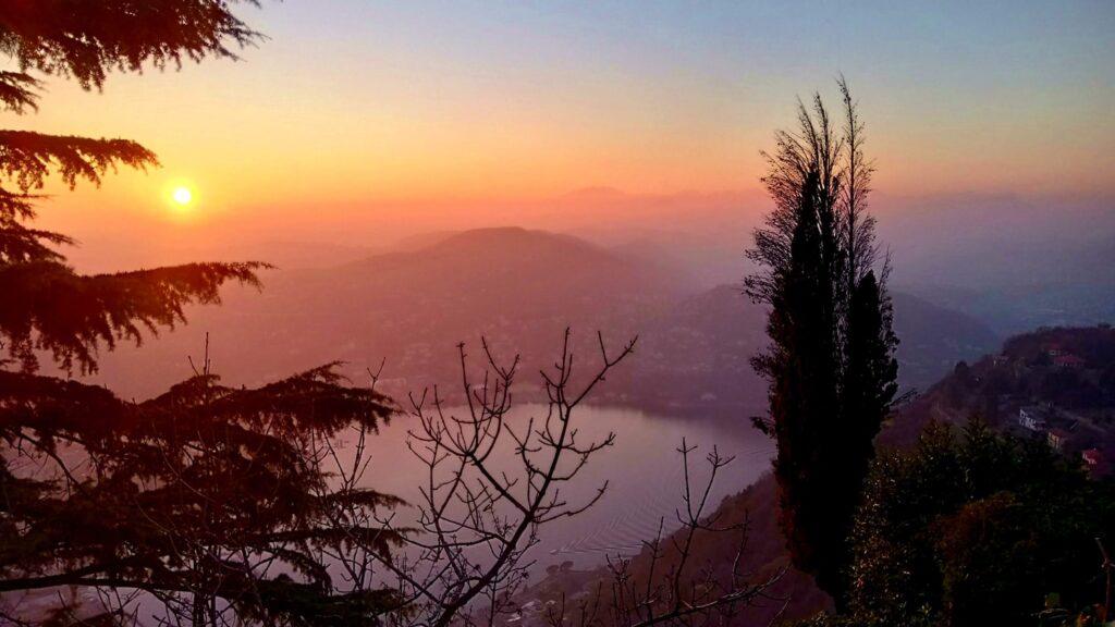 Lake Como Hiking