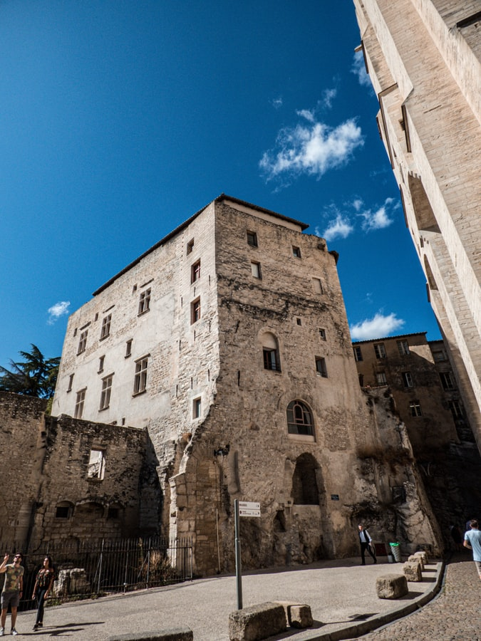 Avignon UNESCO Heritage Site in France