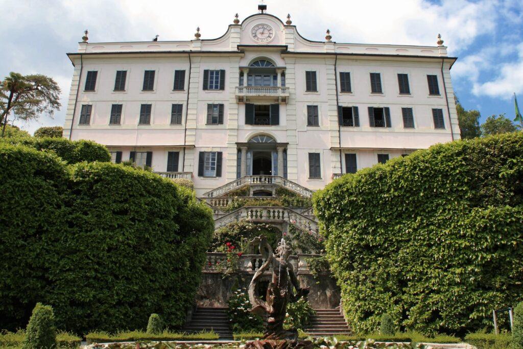 Villa Carlotta, Overlooking Lake Como