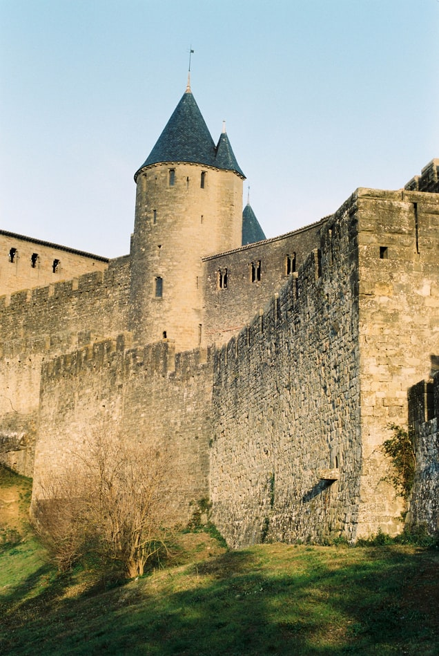 Carcassone UNESCO World Heritage Site in France