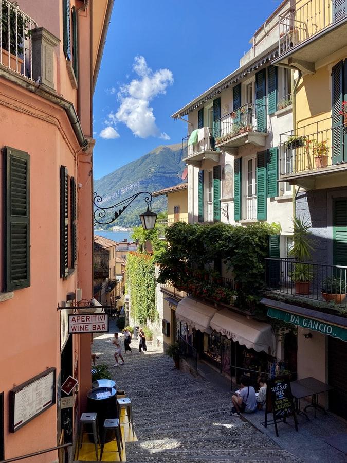 Bellagio is a beautiful destination for Lake Como holidays