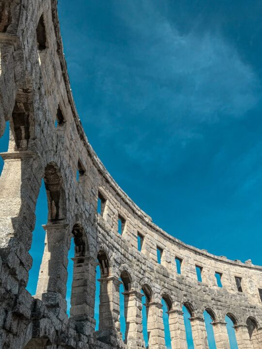 Pula is amazing to visit for Couples