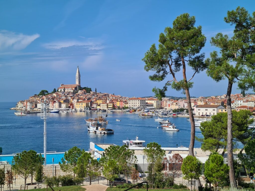 Rovinj, one of the best place to stay in Croatia for couples