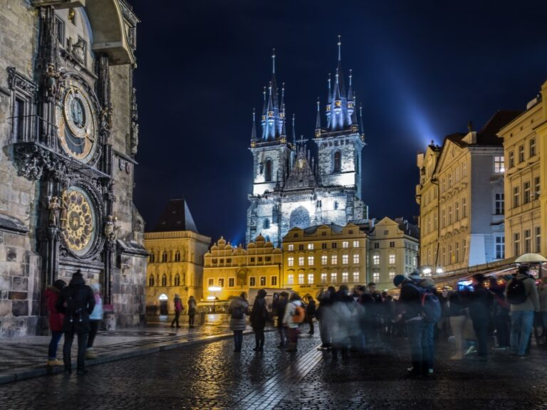 Our Favourite Things to Do in Prague at Night