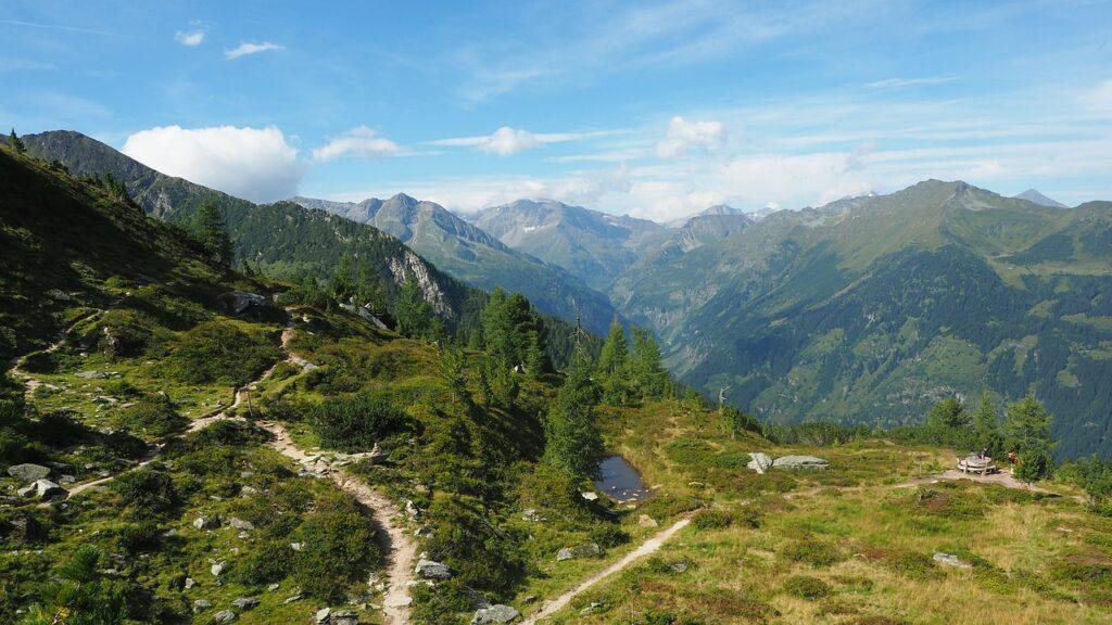 Bad Gastein Hiking