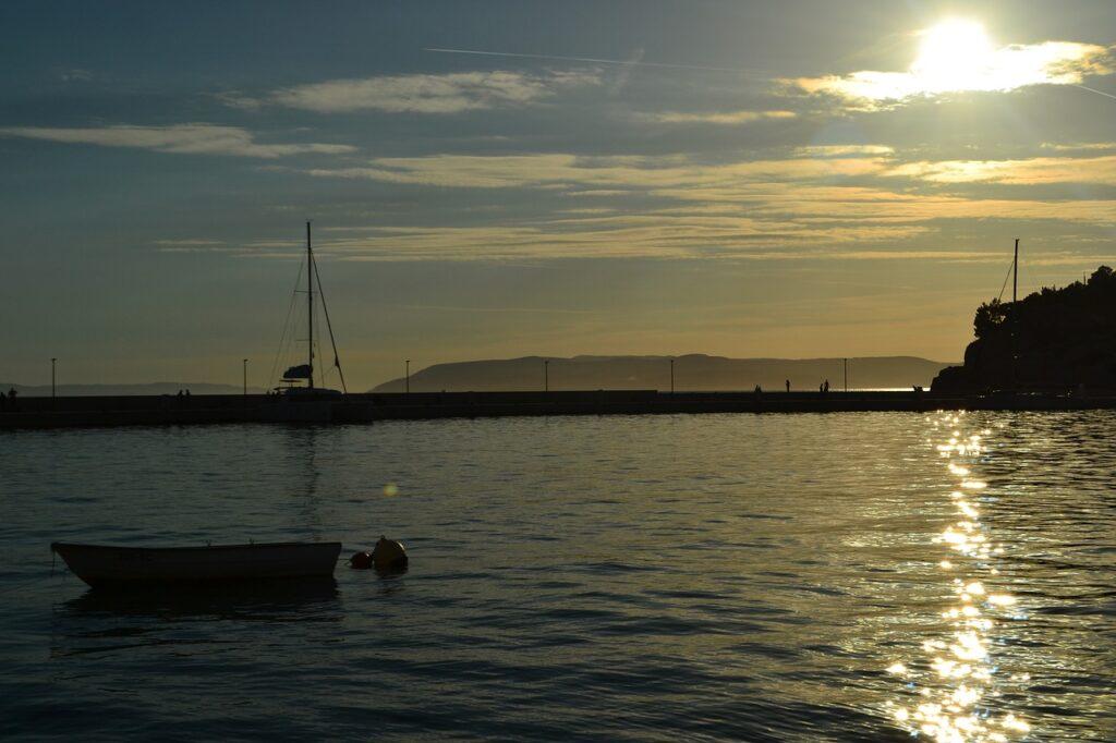 Makarska Bay