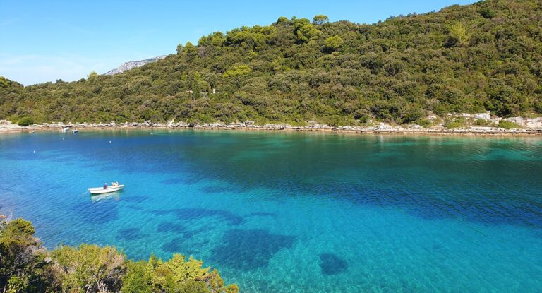 In Pursuit of the Best Beach on Korcula Island