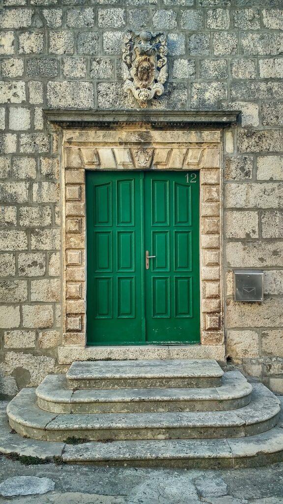 Korcula Old Town Door