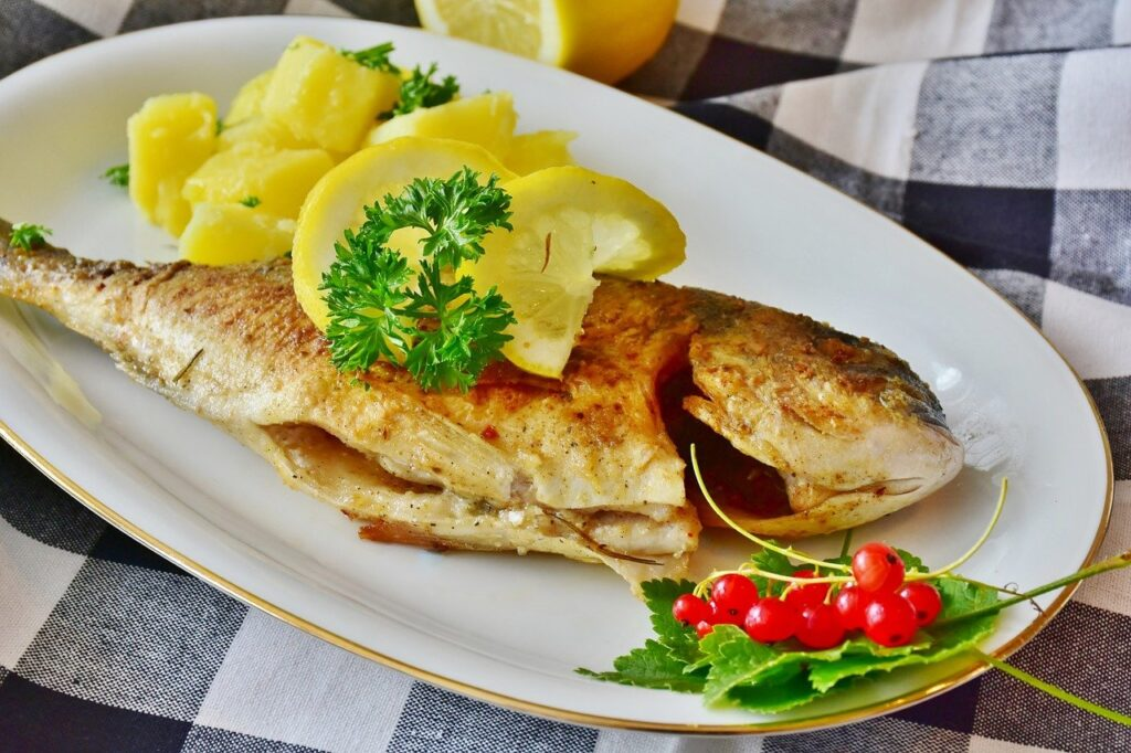 Seafood Cavtat