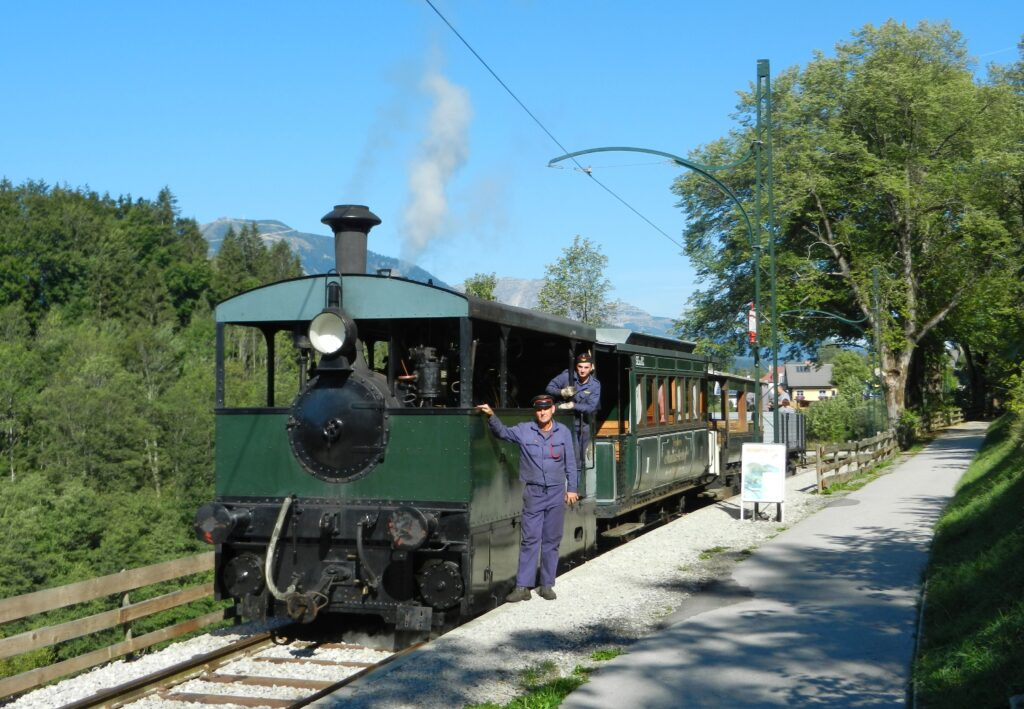 Mariazell Museum Tramway