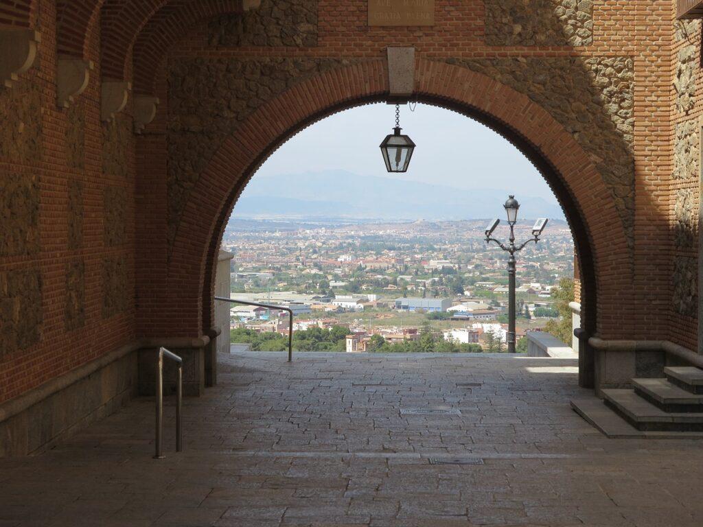 Murcia City view