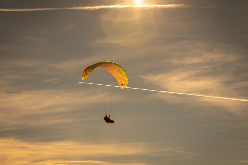 Bad Gastein Summer Activity Paragliding