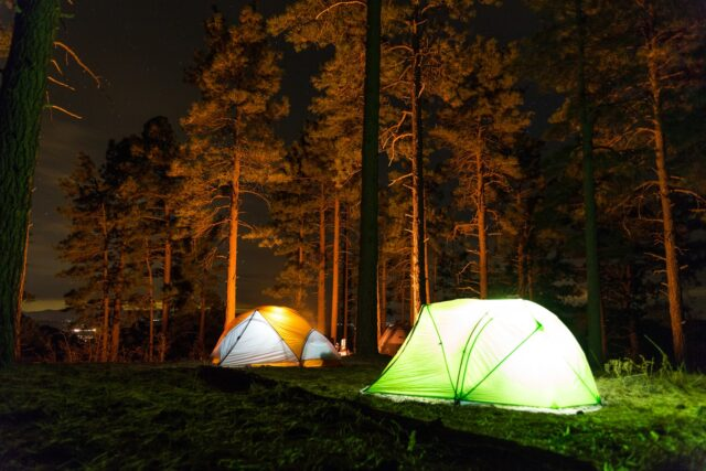 Tips for Safe Camping