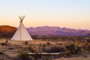 Winnetou Tent