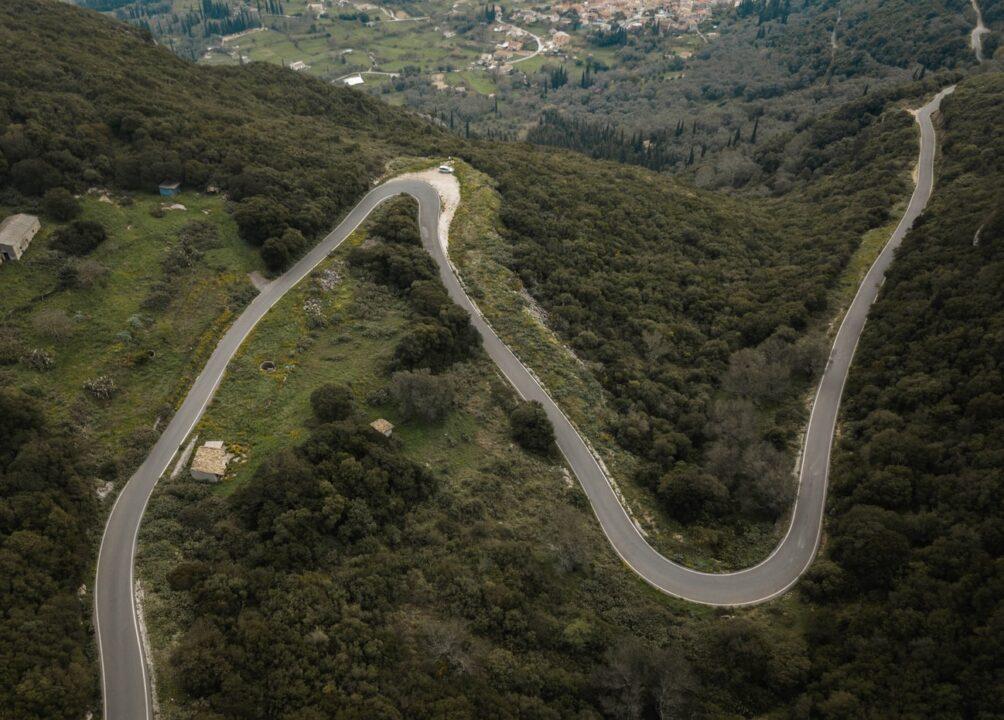 Corfu Hairpin