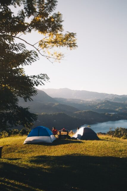 Camping Safely