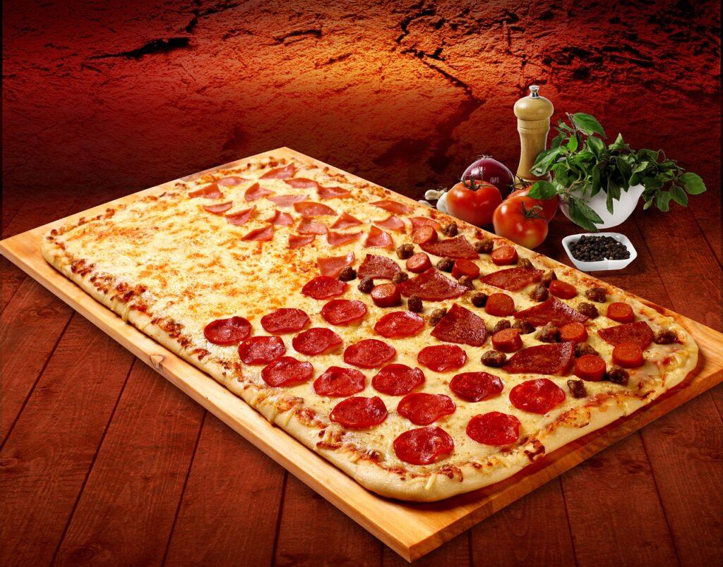 Long Pizza
