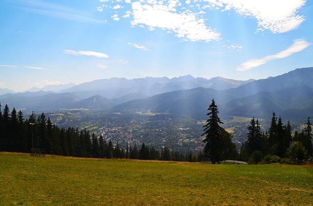 Gubalowka View