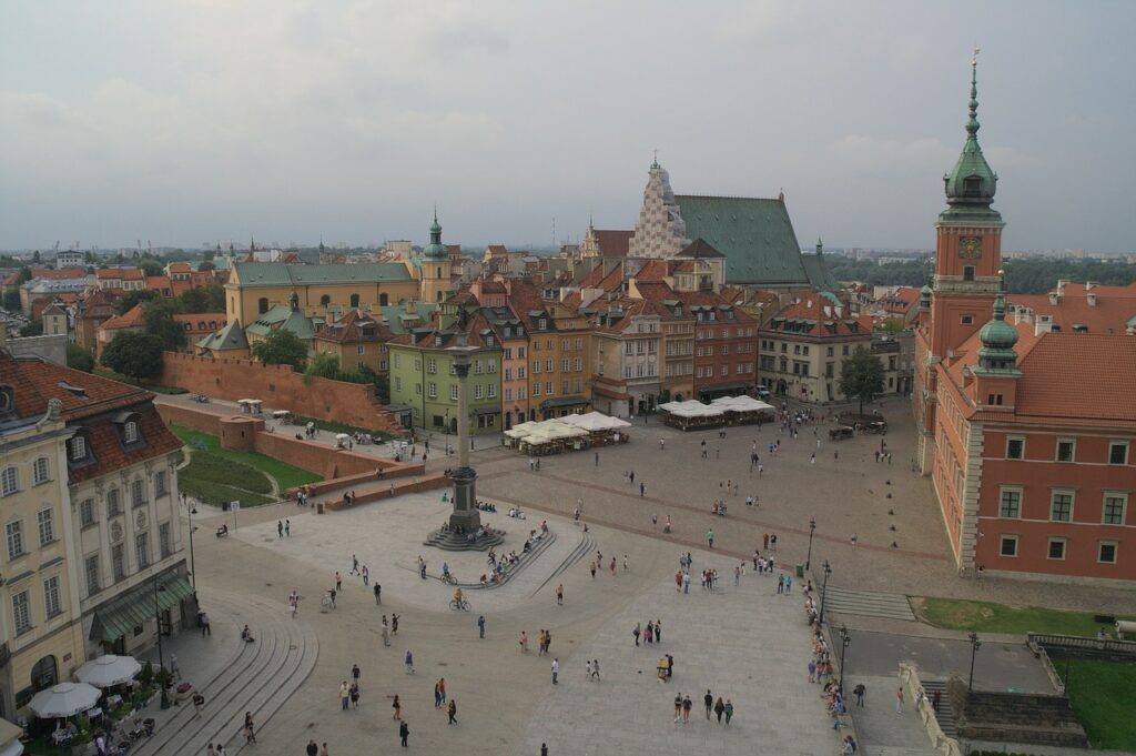 Best Area to Stay in Warsaw - Old Town