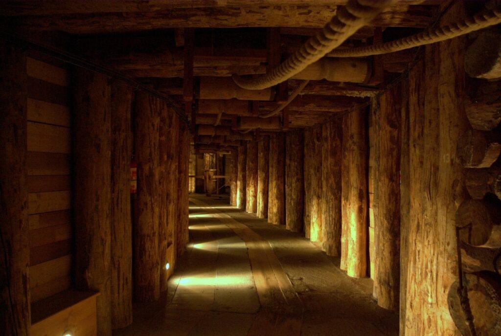 Wieliczka Tunnels