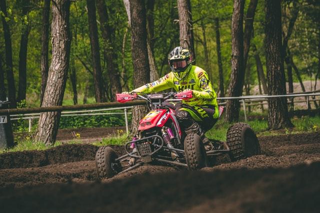 Extreme Fun ATV Riding Krakow