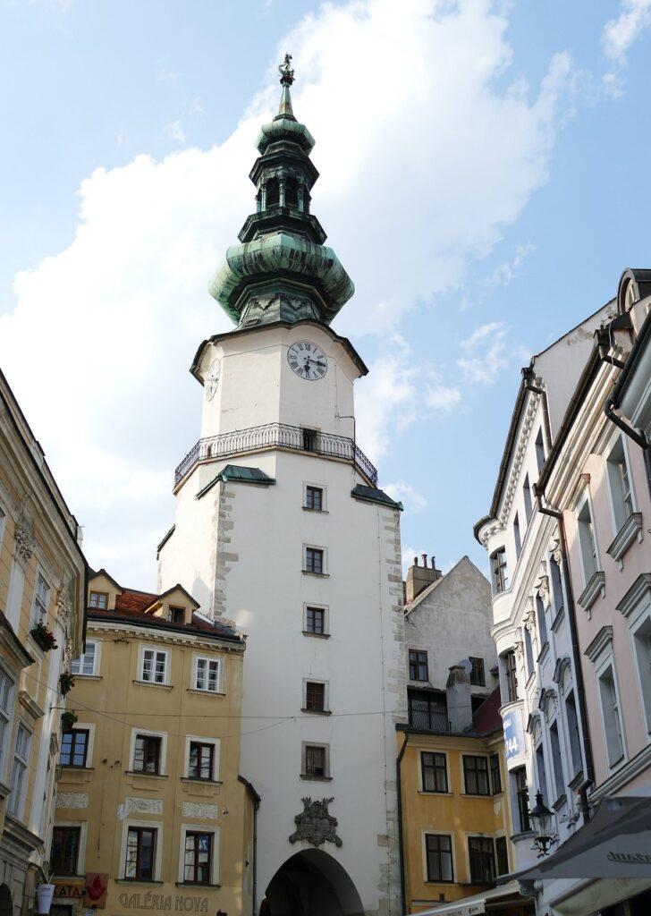 Bratislava Old Town Gate