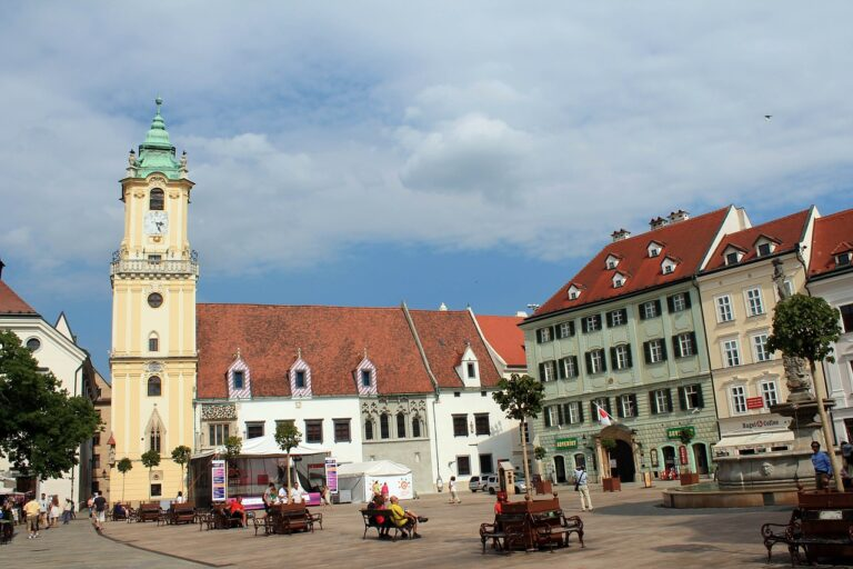 How to Spend a Half-Day in Bratislava