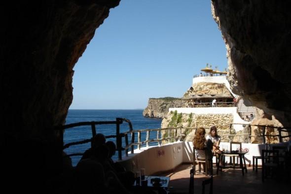 Menorca Cave Bar