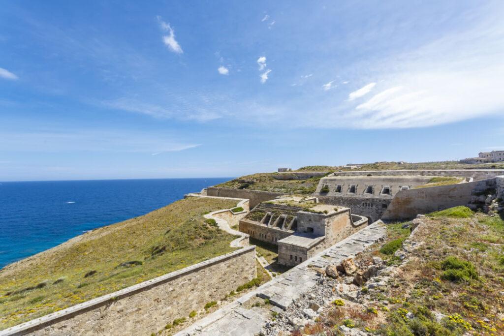 Abandoned Military Fortress Mahon