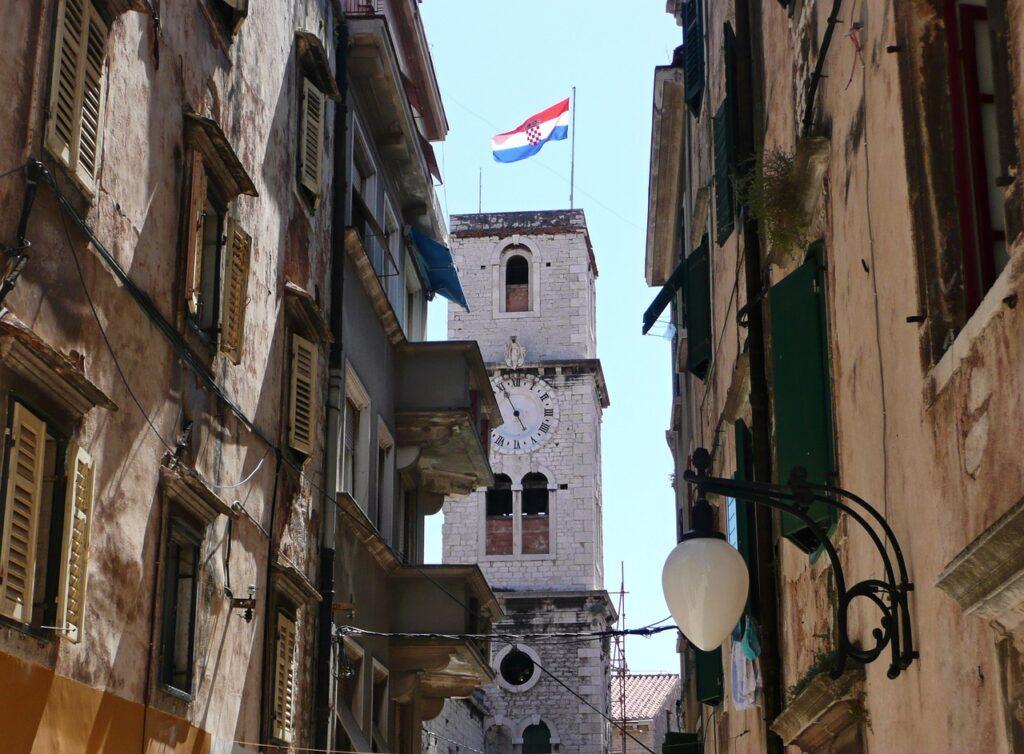 Old Town Sibenik