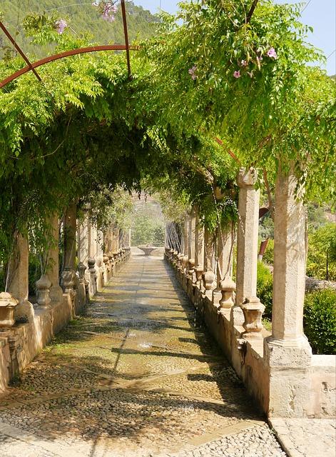 Jardins d'Alfàbia