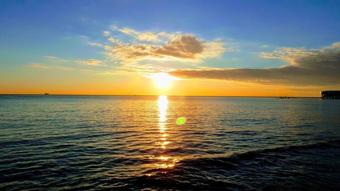 Durres Sunset