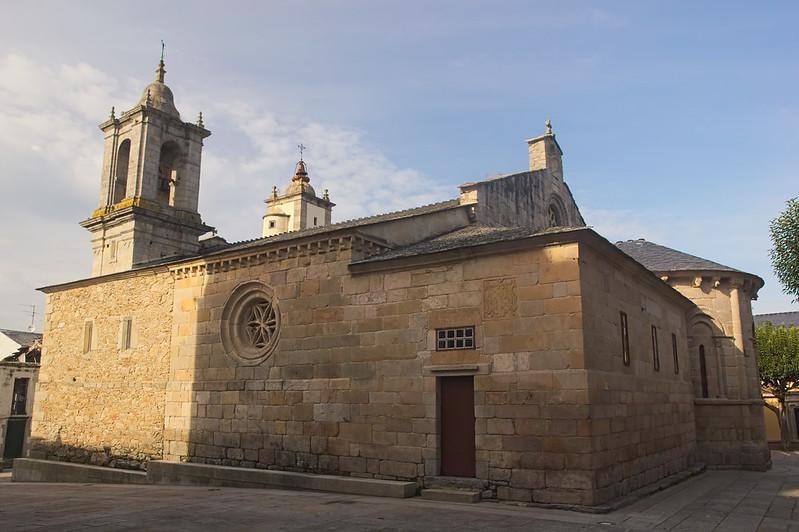 Viveiro Igrexa de Santa Maria