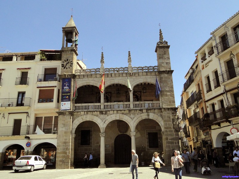Town Hall Plasencia