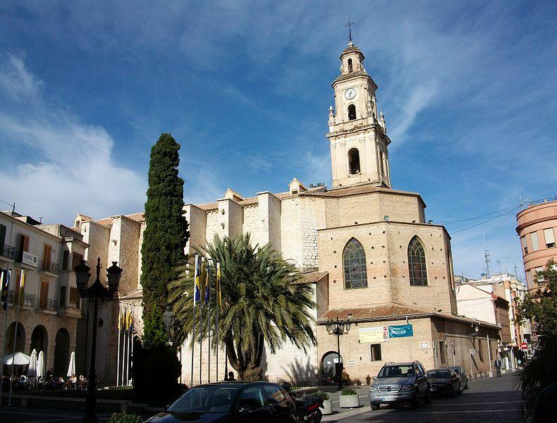 Collegiate Basilica of Gandia