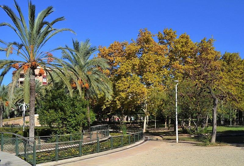 Parc de Sant Pere Gandia