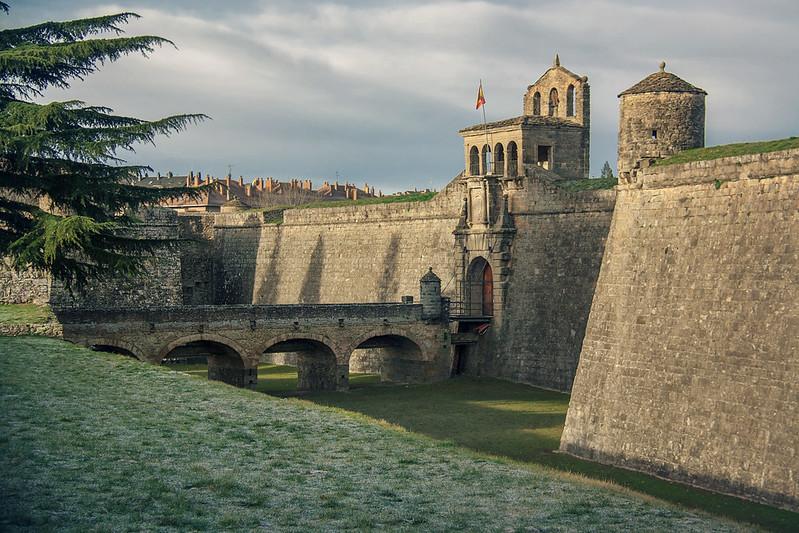 Fort of Jaca