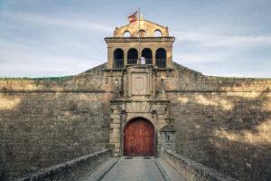 Jaca Fortress Spain