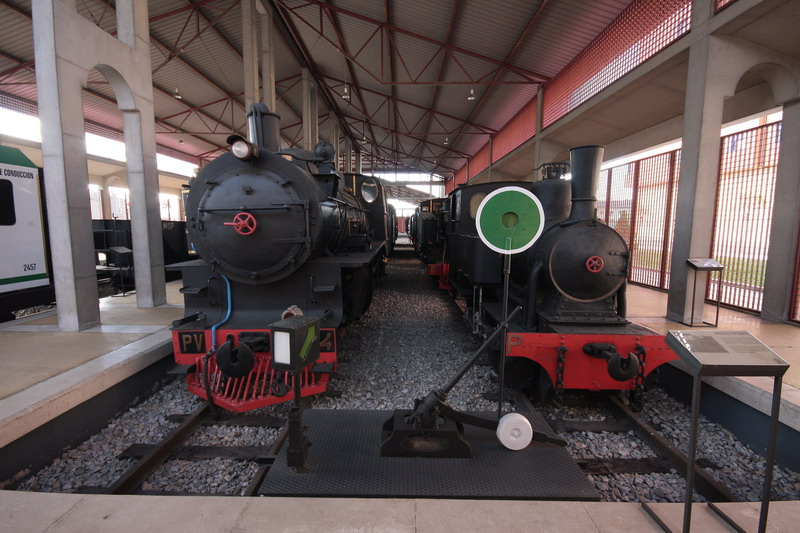 Railway Museum Ponferrada